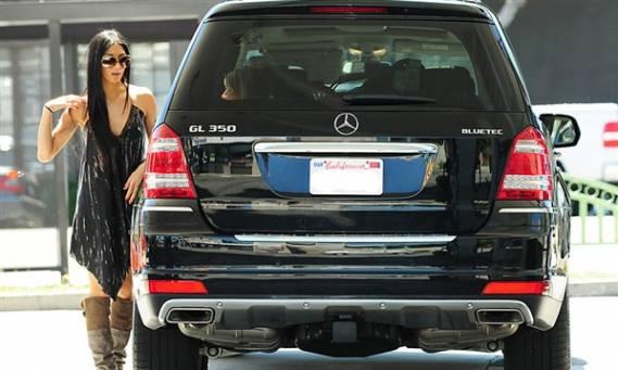 Nicole Scherzinger on Ridin'Girls LBog