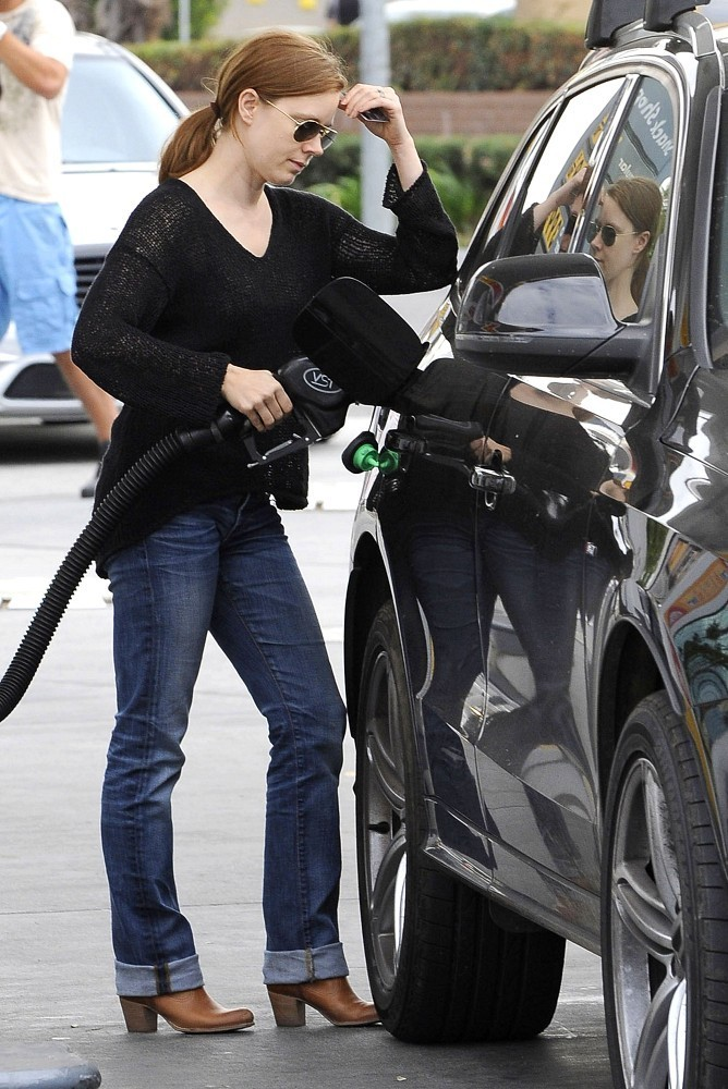 photo of Amy Adams Audi - car