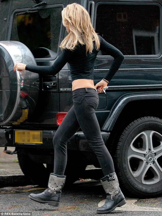 Abigail Clancy on Ridin'Girls Blog